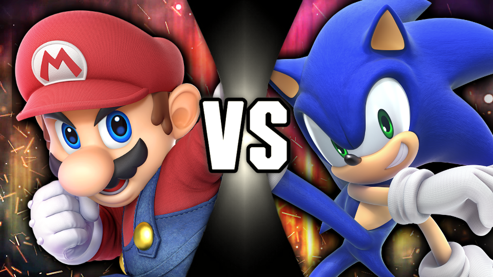 G1 Death Battle Fan Blogs: Death Battle Predictions: Mario VS Sonic