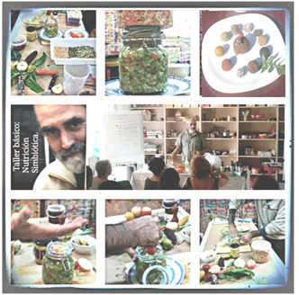 NUTRICIÓN SIMBIÓTICA CON MICROORGANISMOS REGENERATIVOS @ Plural 21 | Barcelona | Catalunya | España