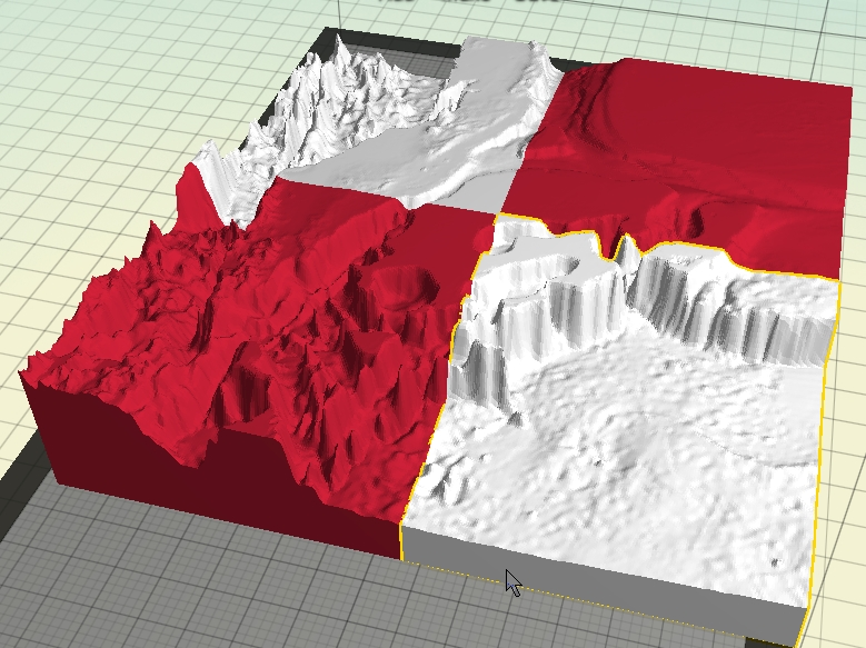 How to make a 3D MAP from Earth? TouchTerrain: Easily Create 3D