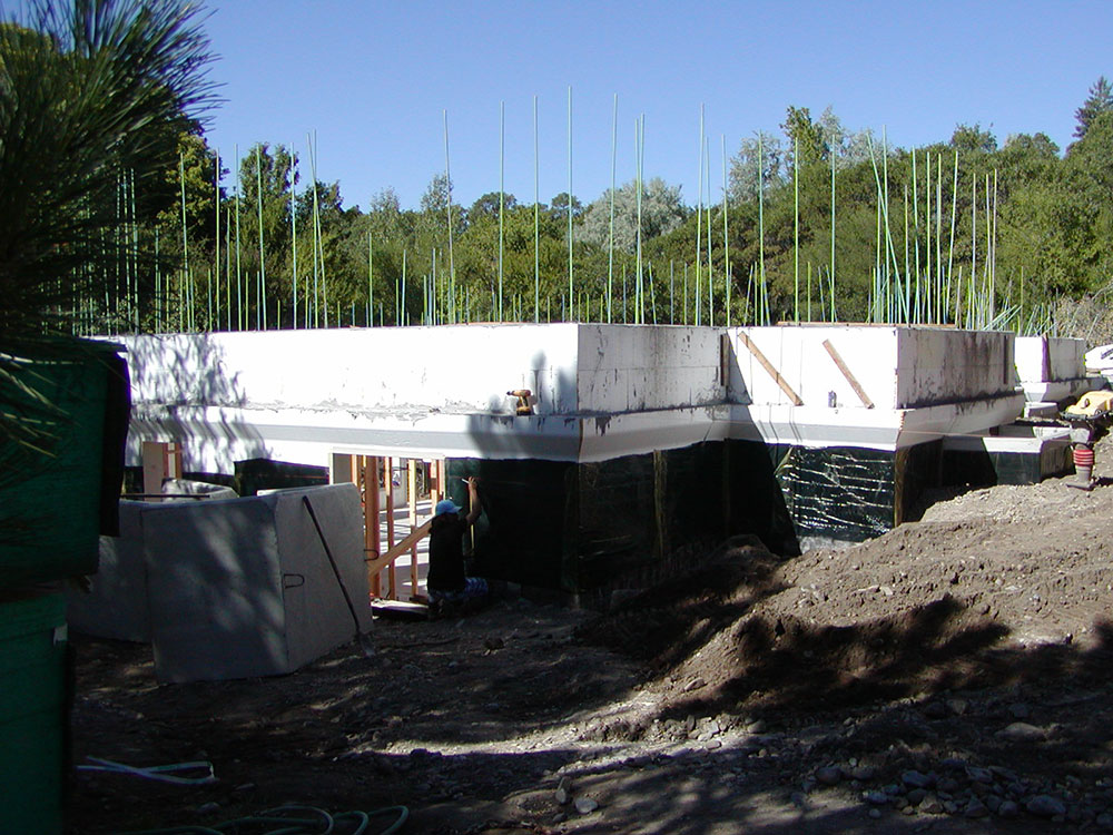 ICF Basements 101: How to Build an Insulated Concrete Forms