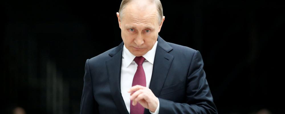 Путин идёт напролом