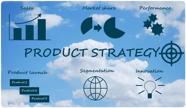 Product Strategy For Internet Marketing