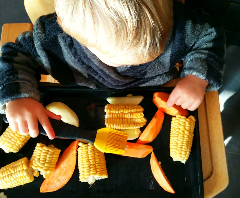 Healthy Meals: Welcome to Mommyhood