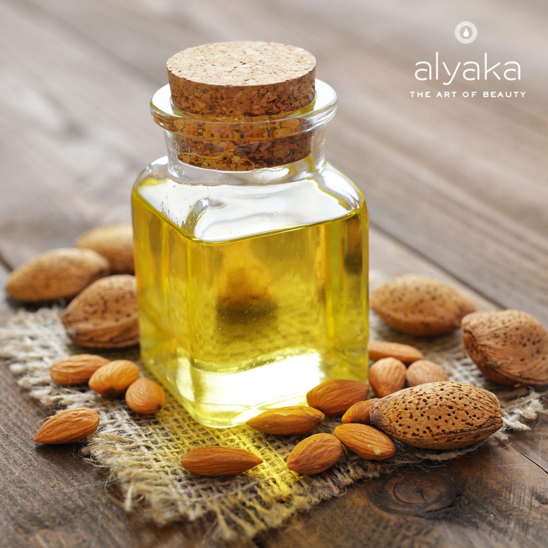Almond Face Oil
