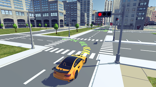Driving School 3D- screenshot thumbnail
