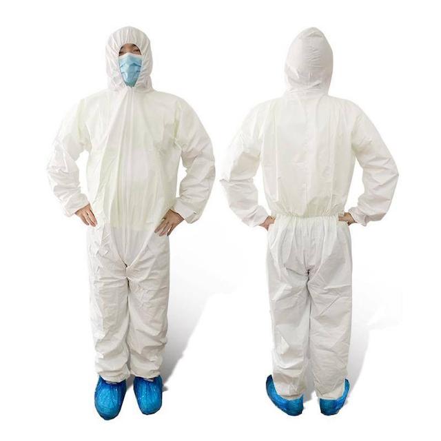 Quần áo bảo hộ y tế cần rộng rãi và thông thoáng