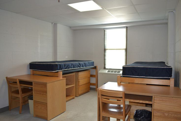 Image result for dorm rooms empty