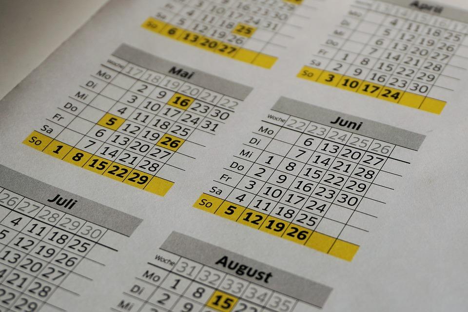 Plaats betaaldata  in je persoonlijke agenda en voorkom openstaande facturen