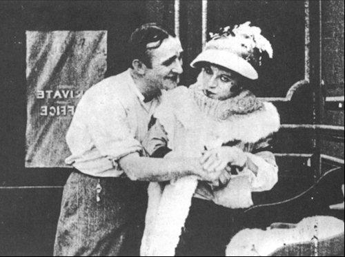 The Masquerader (1914) de Charles Chaplin