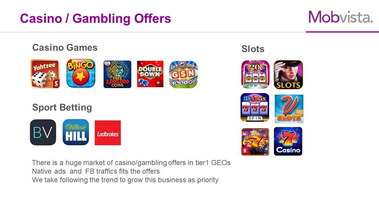 Benny Zheng – Gambling Offers