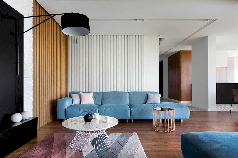 6 cảm hứng thiết kế nội thất nhà tối giản hiện đại, nhìn thoải mái và đẹp