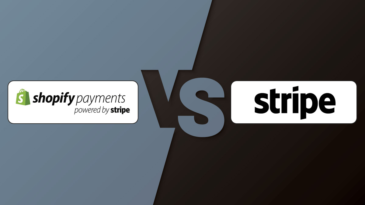 key differences between Shopify payments vs stripe