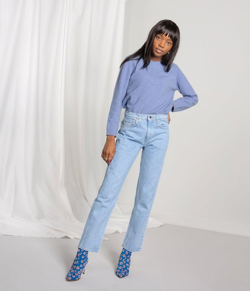 Vintage denim jeans from Better Stay Together