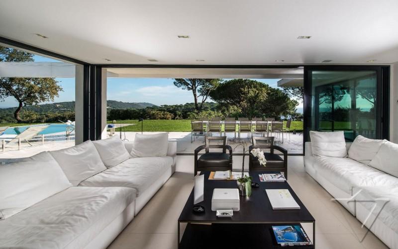 Villa de lujo en Saint-Tropez, Francia