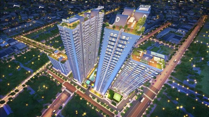 mua bán căn hộ chung cư quận 6, The Western Capital