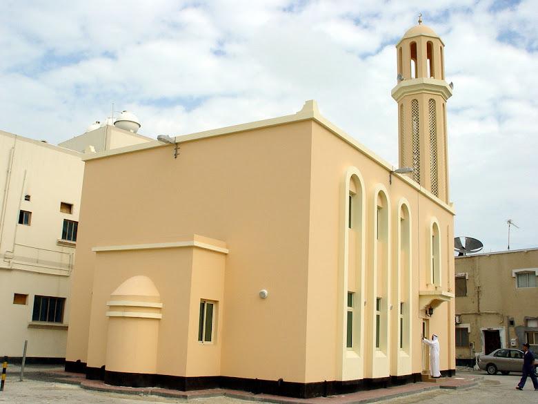 مسجد الجاسم - المطاوعه