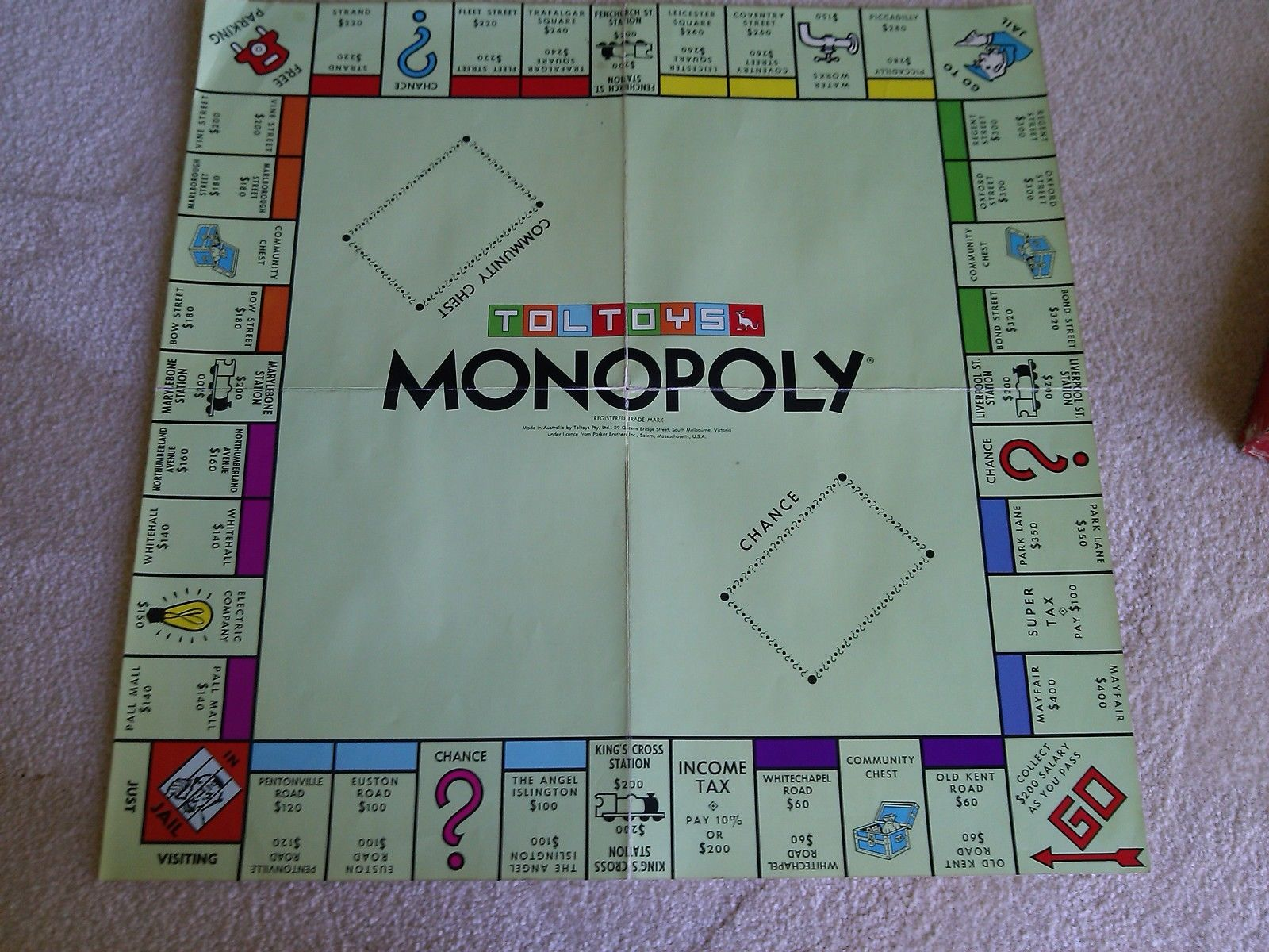 Image result for Monopoly made by