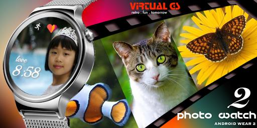 Photo Watch 2 (Android Wear 2)- screenshot thumbnail