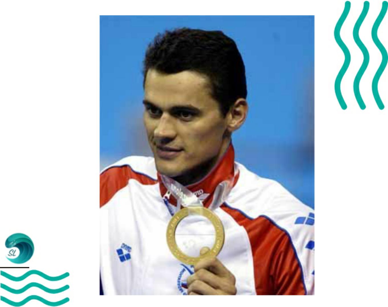 Александр Попов на Олимпиаде