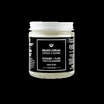 Bergamot + Ylang Beard Cream