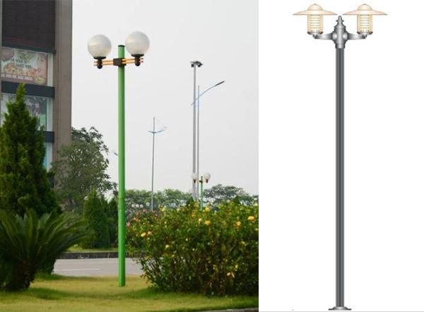 Cột đèn sân vườn Arlequin - 255106