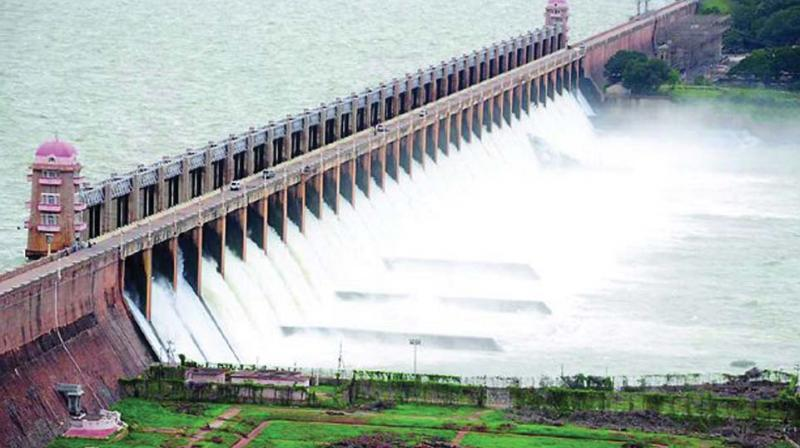 Image result for 7. Harangi Dam images