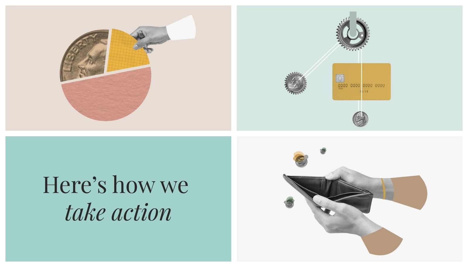 Ellevest graphic design assets graphic design trends 2020