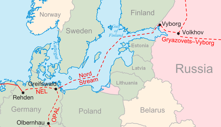 Billedresultat for nord stream 2
