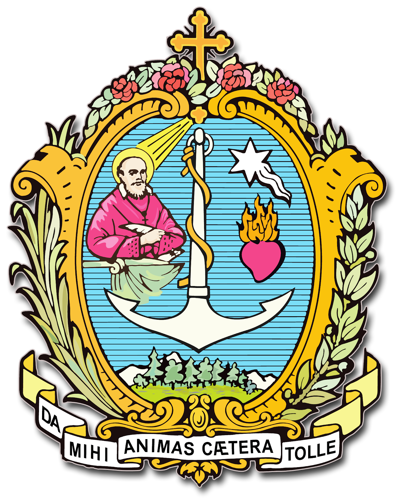 Coat of Arms of the Salesians