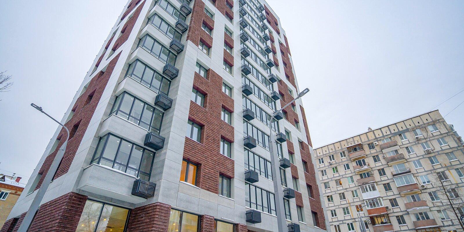 Жилой дом на Астрадамской улице (владение 9а)