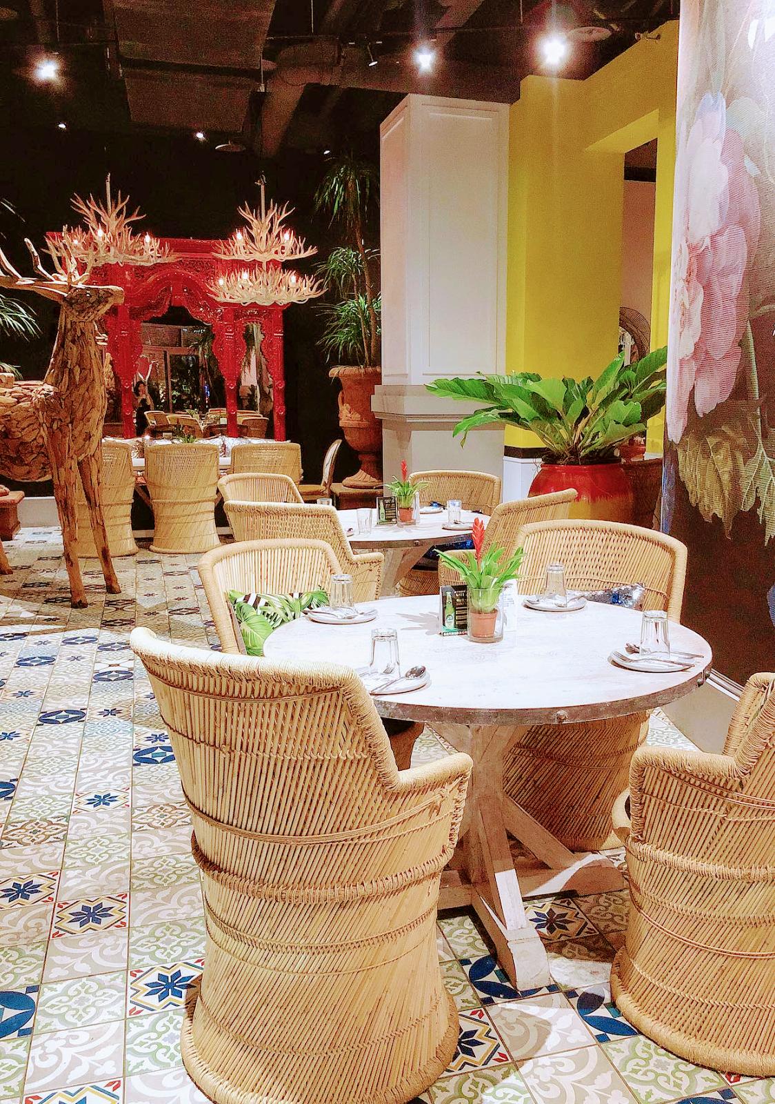 WooTaiwan泰式餐廳(大直ATT店)