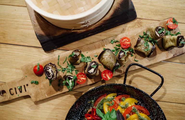 Оригинальная сервировка и подача блюд в «Гиви Ту Ми» – как не попробовать такую красоту?!