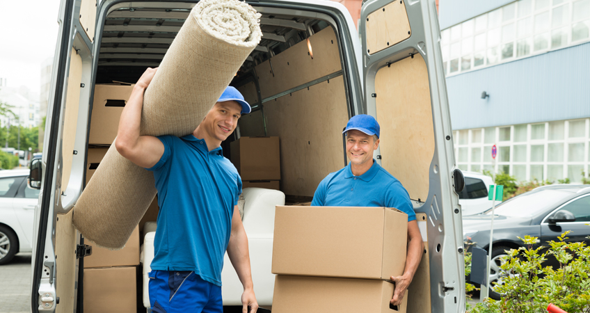 Hire Affordable and Trusted Langley Movers | Three Men Big Muscles
