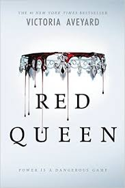 Image result for red queen by victoria aveyard