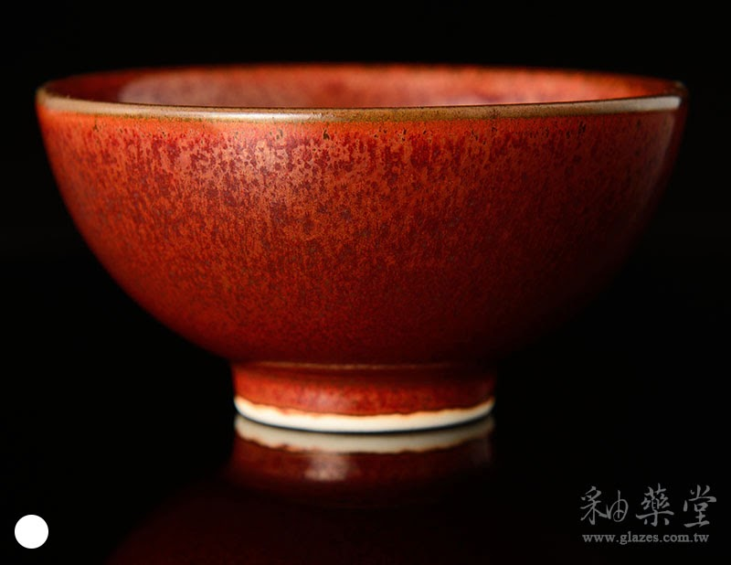鐵紅釉-iron-red-glaze