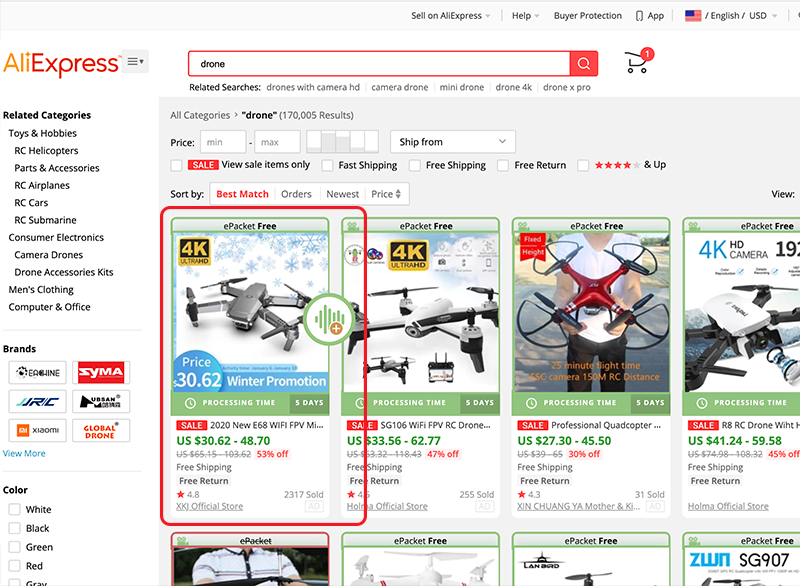 Dropified Dropshipping Software - Find It, Sell It, Profit, Repeat.