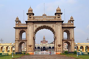Image result for MYSORE PALACE.