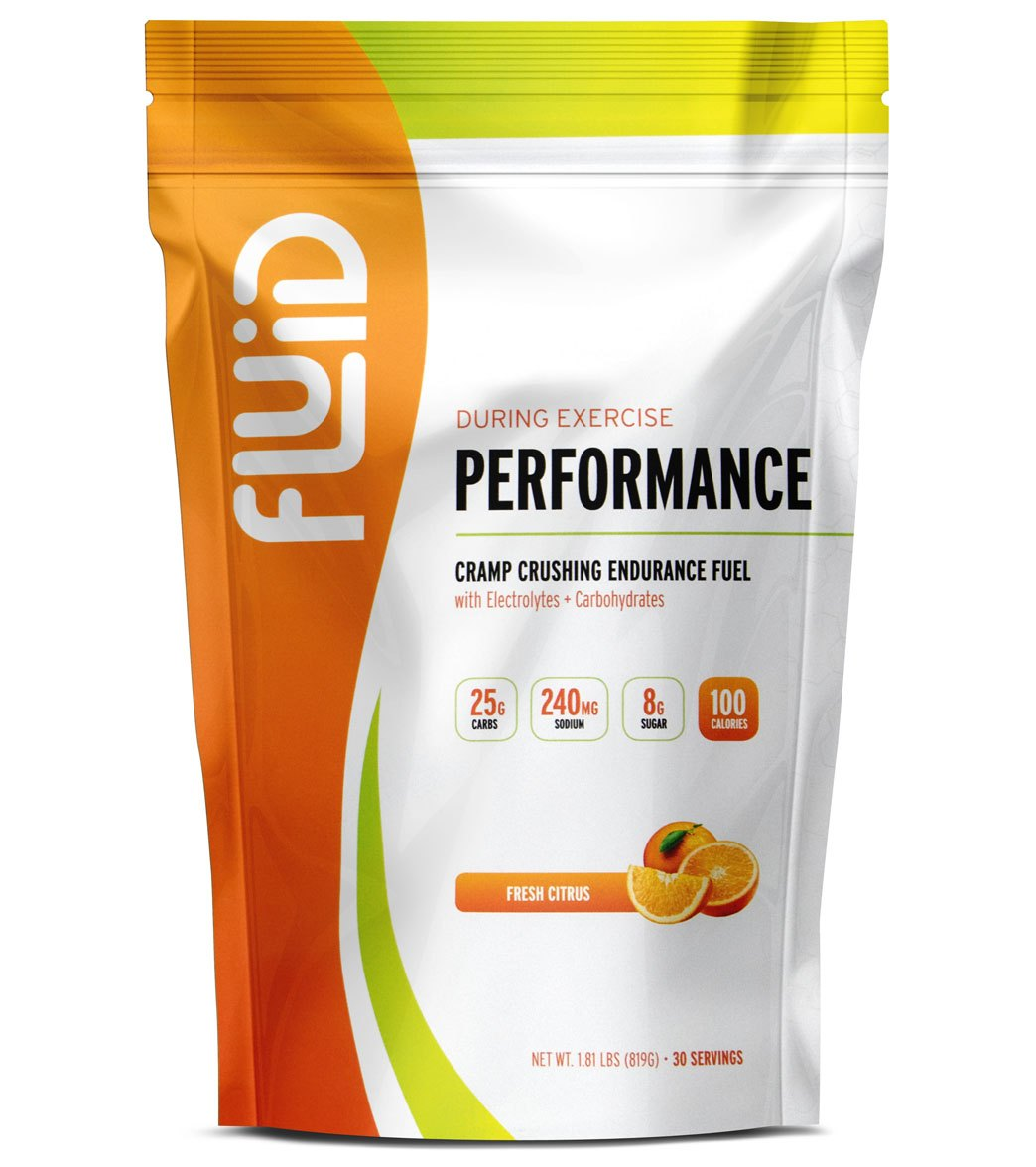 Sports drink supplements for swimmers