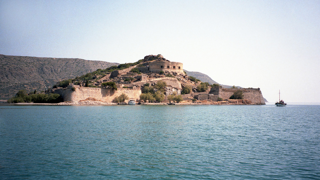 Spinalonga Island, Greece