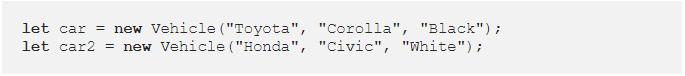 فئات JavaScript classes article- object