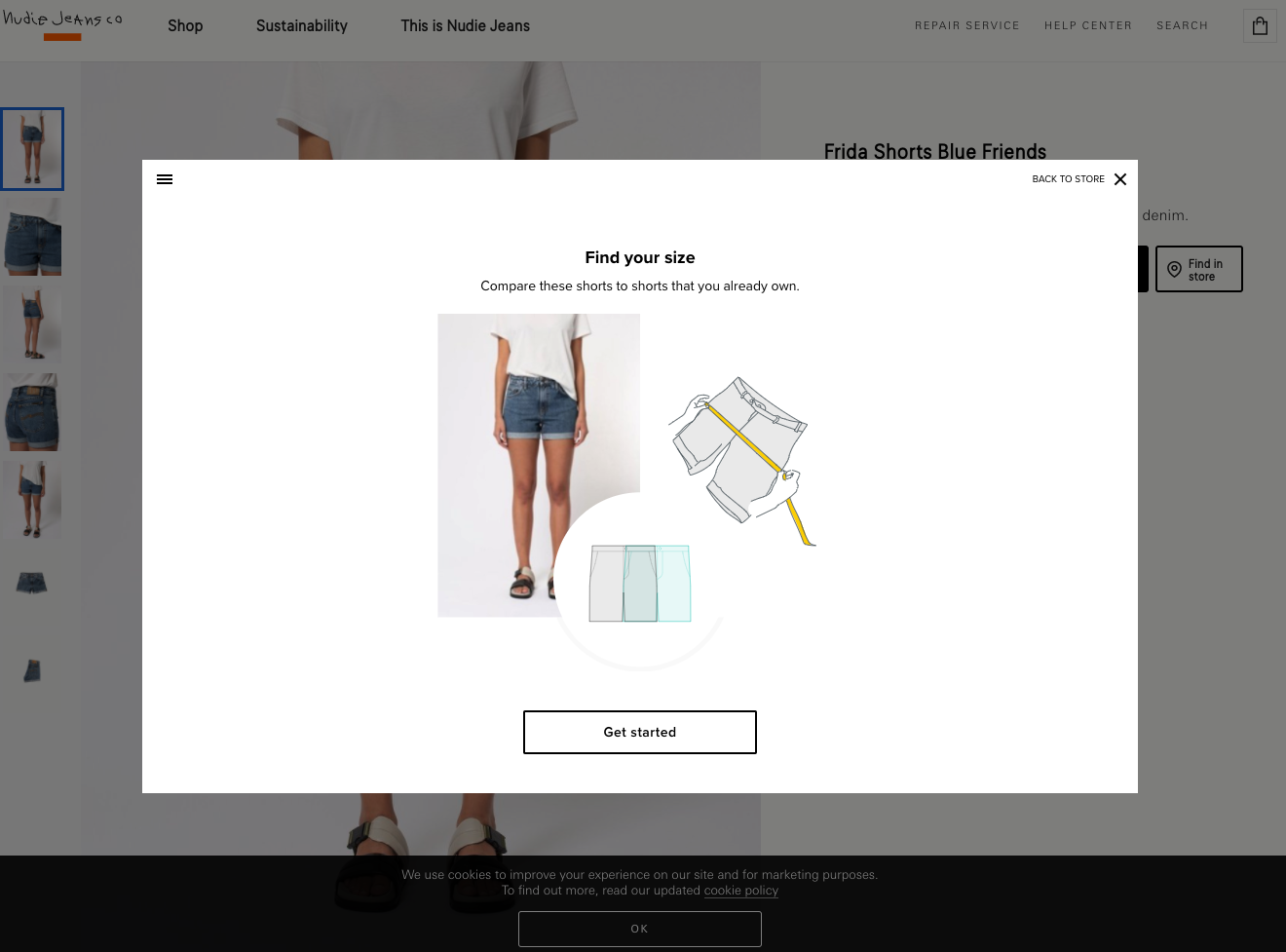 product detail page design best practice