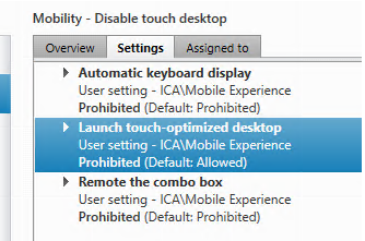 Application Crashes in Desktop Session When Using a