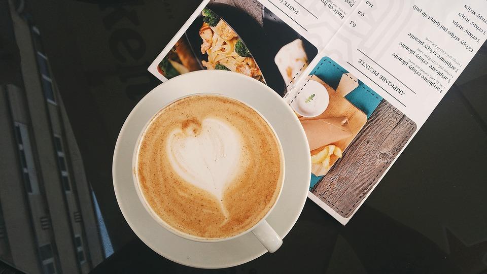 Istirahat, Kafein, Cappuccino, Kopi, Piala, Minum