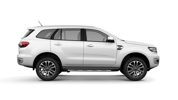 Ford Everest Titanium+ ในราคาเท่าเดิมที่ 1,799,000 บาท