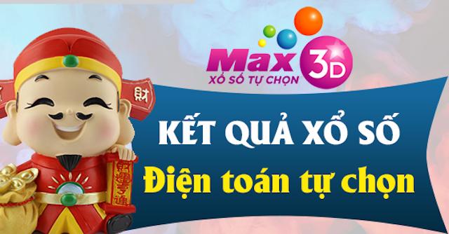 Có 4 giải thưởng của Xổ số Max 3D cơ bản