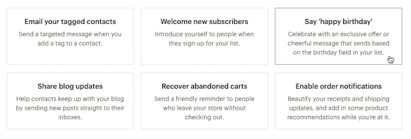Klaviyo vs Mailchimp ecommerce