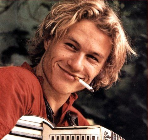 The Brilliant Heath Ledger
