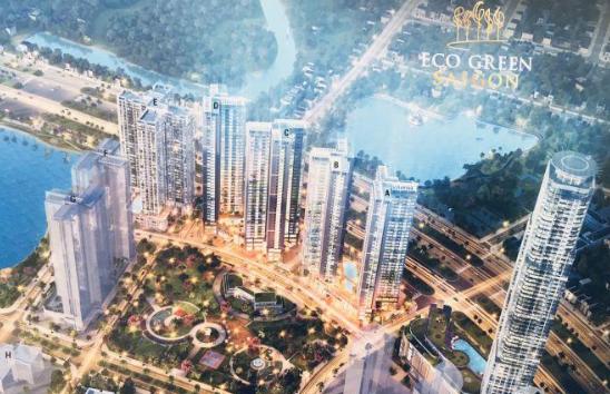 Eco Green Sài Gòn quận 7 nơi khởi nguồn của yêu thương