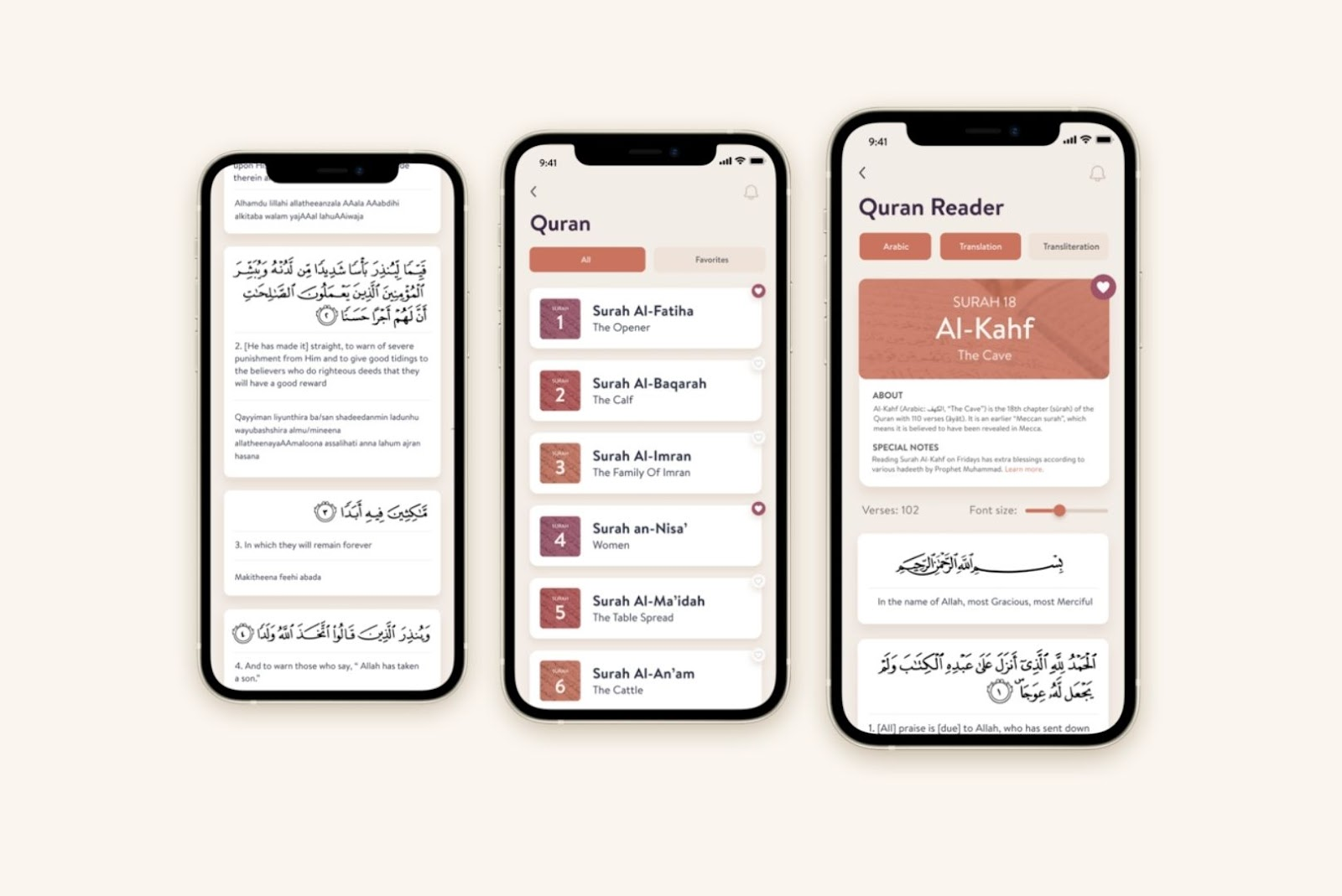 Daily muslim app quran reader