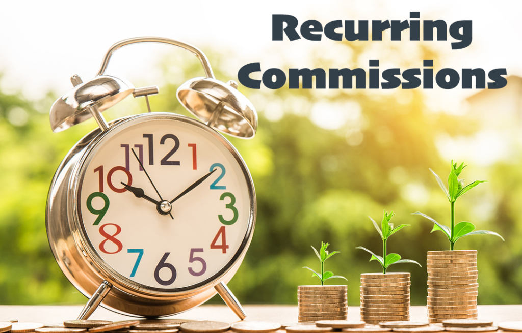 Recurring Commission with Affiliate Marketing